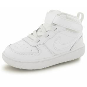 Nike Court Borough Mid Blanc Bebe