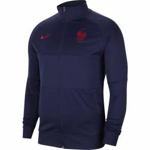 Veste Nike France Anthem Bleu