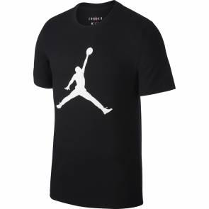 T-shirt Nike Jumpman Noir