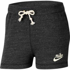Short Nike Sportswear Gym Vintage Noir Femme