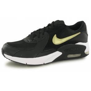 Nike Air Max Excee Noir / Or Enfant
