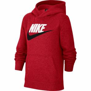 Sweat Nike Nike Sportswear Club Fleece Rouge Enfant