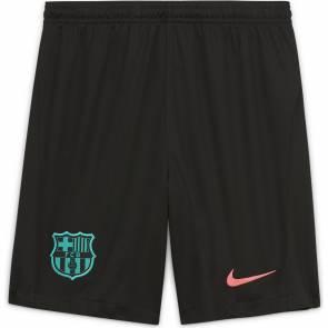 Short Nike Barcelone Third 2020-21 Noir Enfant