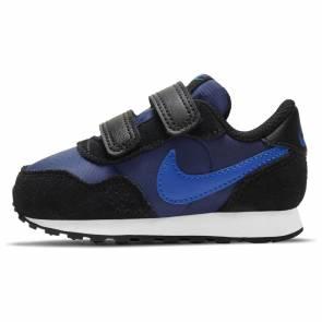 Nike Md Valiant Noir / Bleu Bebe