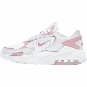 Nike Air Max Bolt Blanc / Rose Femme