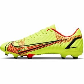 Nike Vapor 14 Academy Fg/mg Jaune / Rouge
