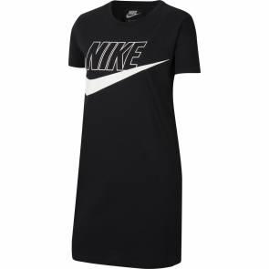 T-shirt Nike Futura Dress Noir Fille