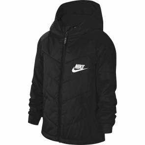 Veste Nike Sportswear Noir / Blanc Enfant
