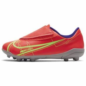 Nike Vapor 14 Club Mg Rouge / Jaune Enfant