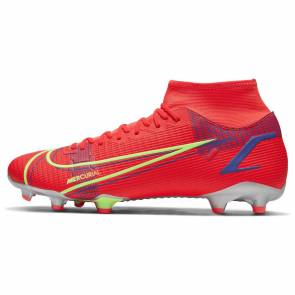 Nike Superfly 8 Academy Fg/mg Rouge / Jaune