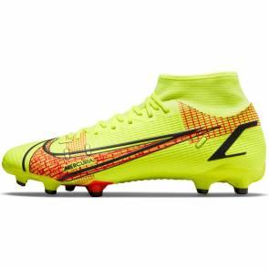 Nike Superfly 8 Academy Fg/mg Jaune / Rouge