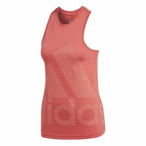 Débardeur Adidas Logo Cool Rose