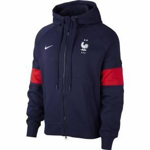 Veste Nike Fff Bleu