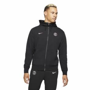 Veste Nike Psg Club Hoodie Noir