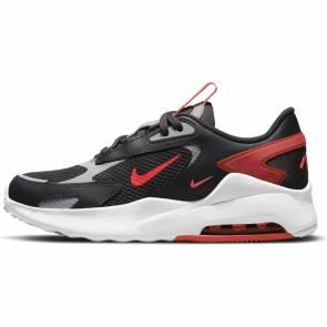 Nike Air Max Bolt Gris / Noir Fille