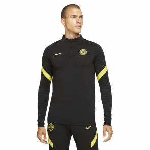 Training Top Nike Chelsea 2021-22 Noir