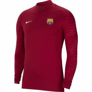 Training Top Nike Barcelone 2021-22 Rouge Noble
