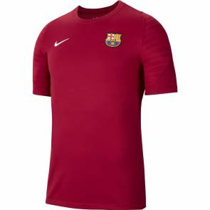 Maillot Nike Barcelone Training 2021-22 Rouge