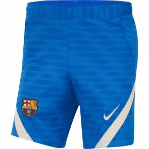 Short Nike Barcelone Training 2021-22 Bleu Enfant