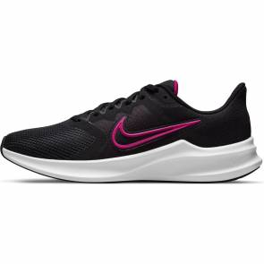 Nike Downshifter 11 Noir / Rose Femme