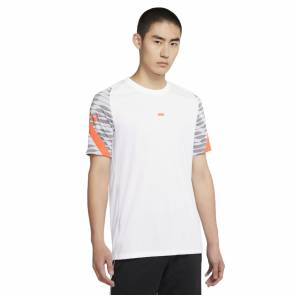 T-shirt Nike Dri-fit Strike Blanc