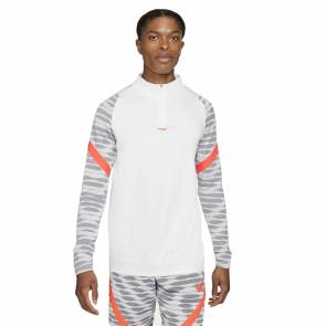 Training Top Nike Dri-fit Strike Blanc