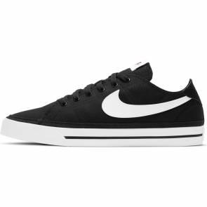 Nike Court Legacy Canvas Noir / Blanc