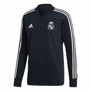 Training Top Adidas Real Madrid 2018-19 Bleu