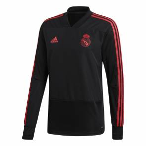 Training Top Adidas Real Madrid Ultimate 2018-19 Noir / Corail