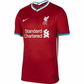 Maillot Nike Liverpool Domicile 2020-21 Rouge