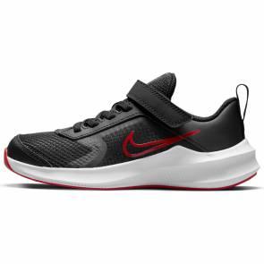 Nike Downshifter 11 V Noir / Rouge Enfant