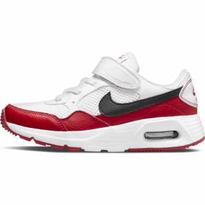 Nike Air Max Sc V Blanc / Rouge Enfant