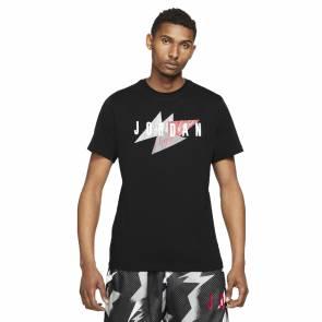 T-shirt Nike Jordan Jumpman Air Wordmark Noir