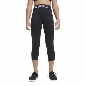 Collants Nike Corsaire Pro Noir Fille