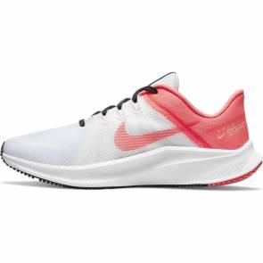 Nike Quest 4 Blanc Femme