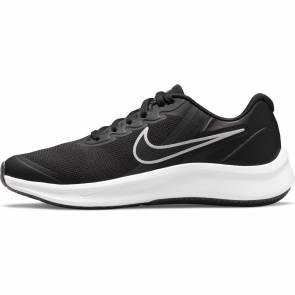 Nike Star Runner 3 Noir / Blanc Enfant