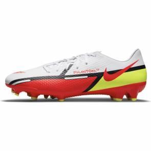 Nike Phantom Gt2 Academy Fg Blanc / Rouge