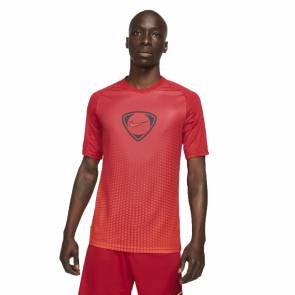 T-shirt Nike Dri-fit Academy Rouge