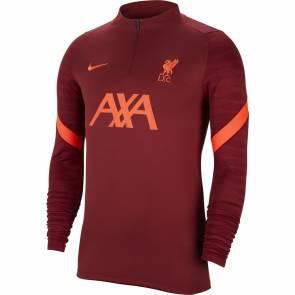 Training Top Nike Liverpool 2021-22 Bordeaux