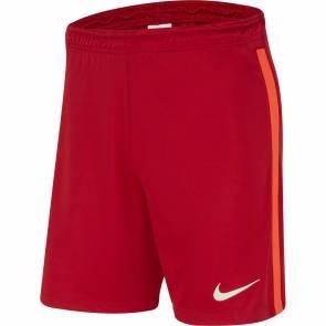 Short Nike Liverpool Domicile 2021-22 Rouge