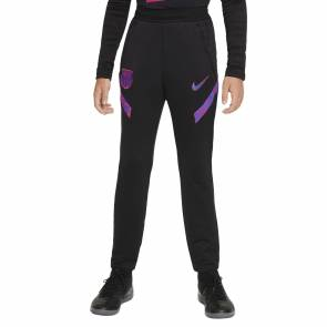 Pantalon Nike Barcelone Strike 2021-22 Noir Enfant