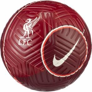 Ballon Nike Liverpool Strike Bordeaux / Rouge