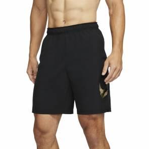Short Nike Dri-fit Noir / Camo