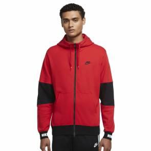 Veste Nike Sportswear Essentials+ Rouge / Noir