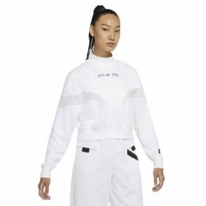 Sweat Nike Air Blanc Femme