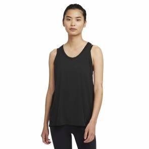 Débardeur Nike Yoga Dri-fit Noir Femme