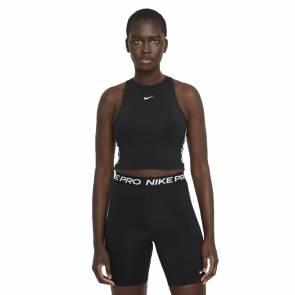 Débardeur Nike Pro Dri-fit Noir Femme