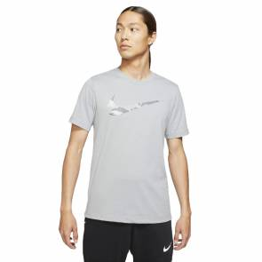 T-shirt Nike Dri-fit Gris
