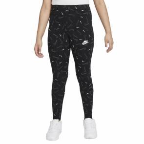 Collants Nike Sportswear Favorites Noir Fille