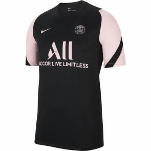 Maillot Nike Psg Strike Away 2021-22 Noir / Rose